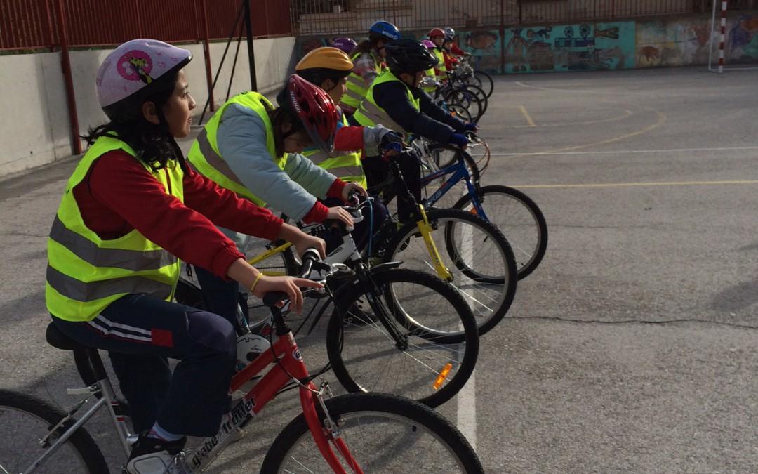 Desarrollando nuestras habilidades ciclistas